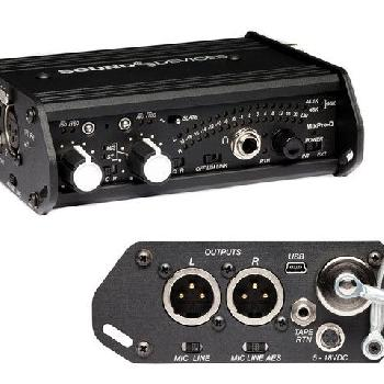 sound devices 2 track