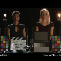 Black Pro-Mist Half