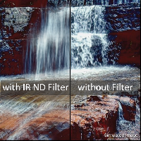 IR ND Filters  1.2, 1.5, 1.8