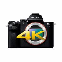 Sony Alfa a7S II Mirrorless - 4K