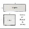 Led mat (1X2) bicolour