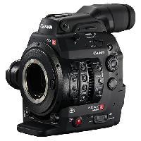 Canon C300 Mark II EF mount