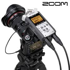Zoom with cam
