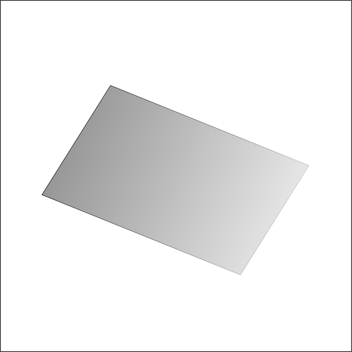 Tiffen ND 3 clear Filter by Accord Equips