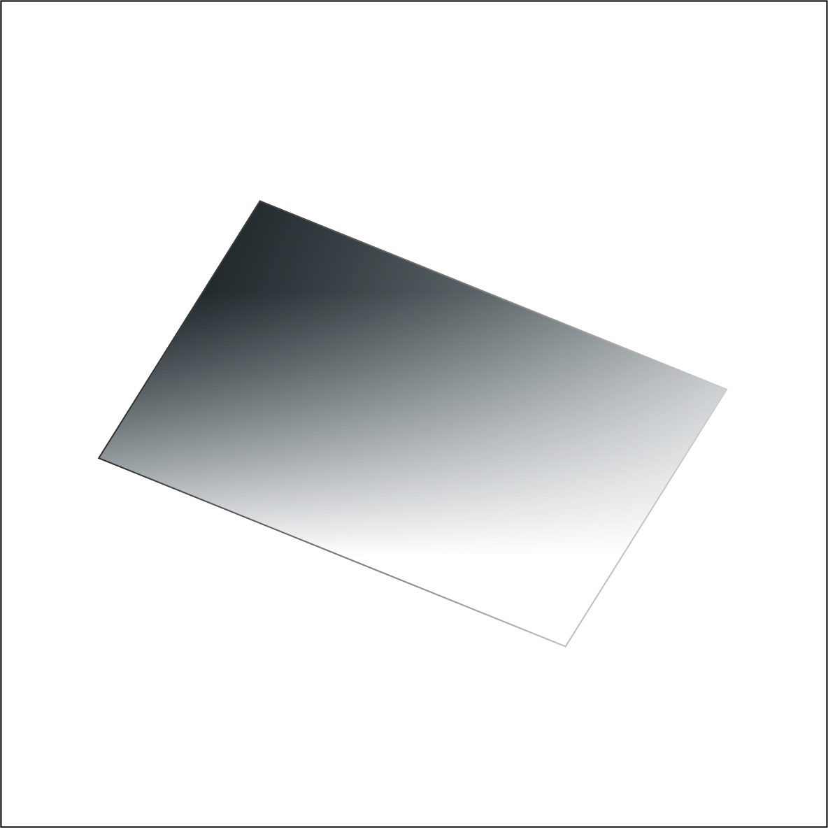 Tiffen ND 9 graduated Filter by Accord Equips