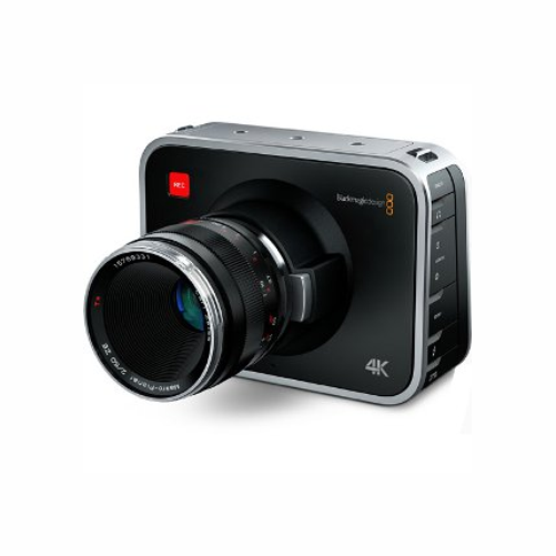 Blackmagic Camera by Accord Equips
