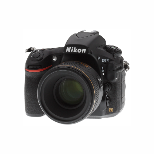 Nikon D810 by Accord Equips