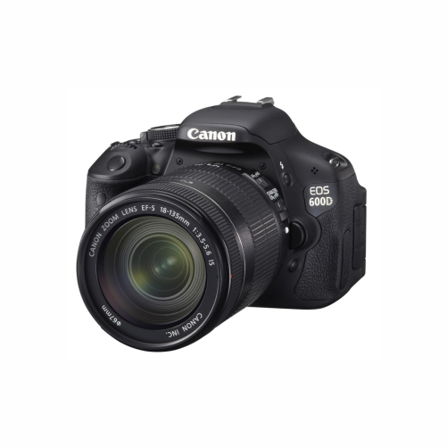 canon 600 D by accord Equips