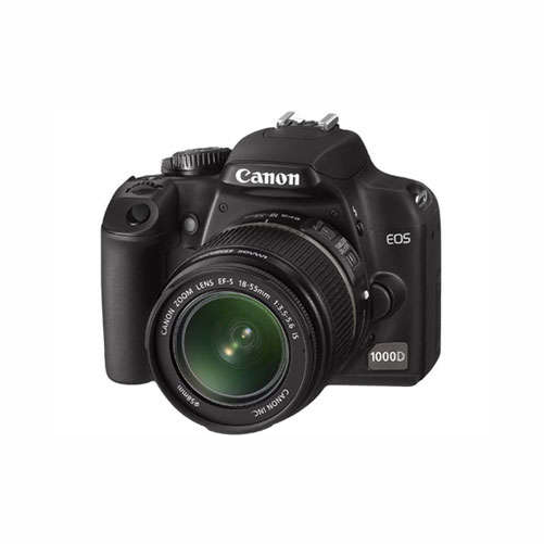 Canon 1000 D by Accord Equips