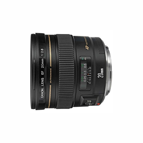 Canon 20mm f/2.8 by Accord Equips