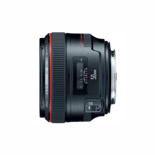 Canon 50mm F1.2 L series by Accord Equips