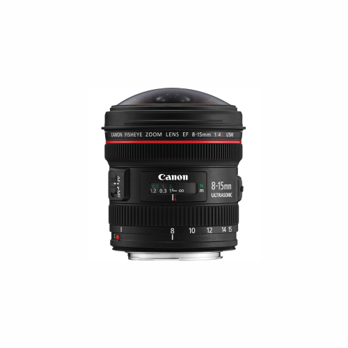 Canon 8-15 F4 Lseries fisheye lens by Accord Equips