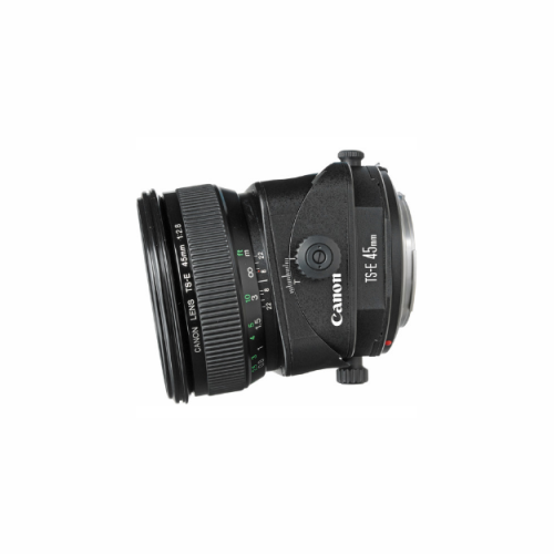Canon 45mm TILT SHIFT F2.8 by Accord Equips