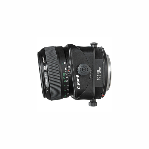 Canon 90mm TILT SHIFT F2.8 by Accord Equips