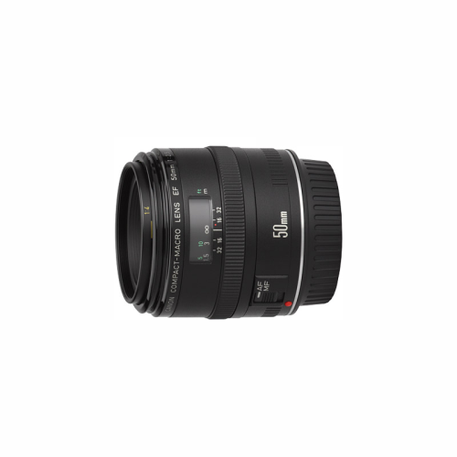 Canon 50mm Macro EF 2.5 by Accord Equips
