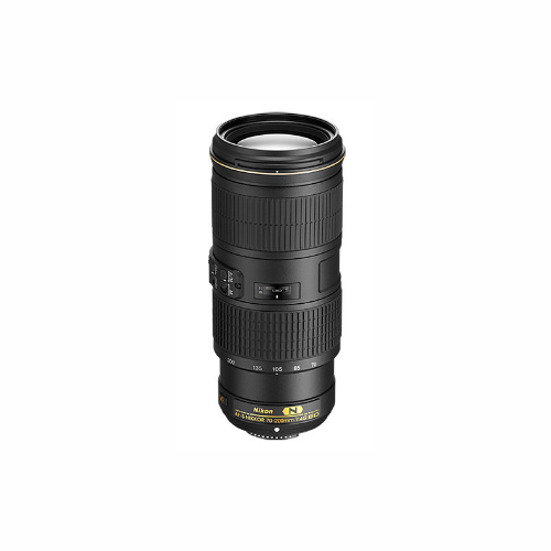 Nikkor 70-200 F2.8 VR by Accord Equips