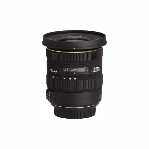 Sigma 10-20 F4-5.6 Dx Nikon Mount Lens by Accord Equips