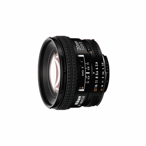 Nikon 20mm F2.8 Lens by Accord Equips