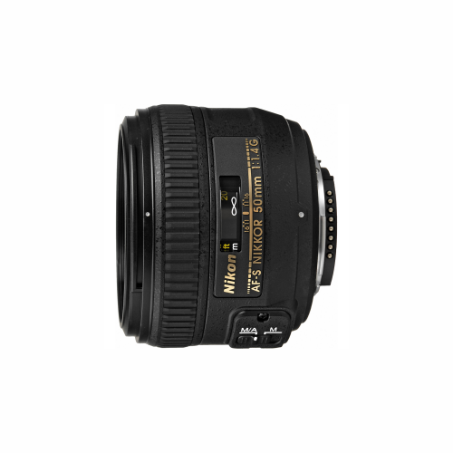 Nikon 50mm F1.4 Lens by Accord Equips