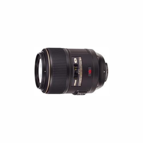 Nikkor AF-S 105 MACRO lens F2.8 VR by Accord Equips