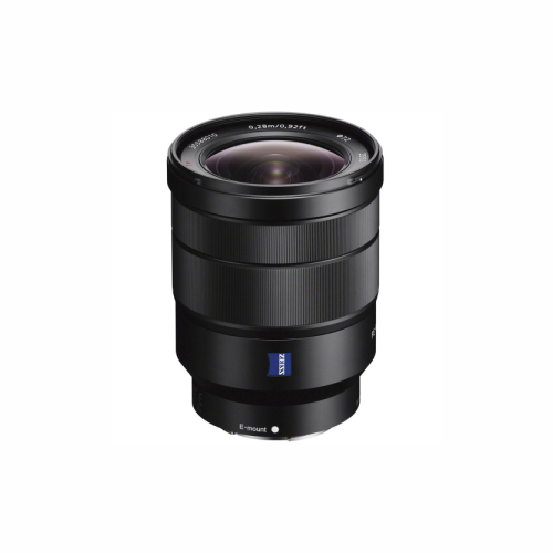 Sony 16-35 F4 E Mount Lens OSS (Stabilised) by Accord Equips