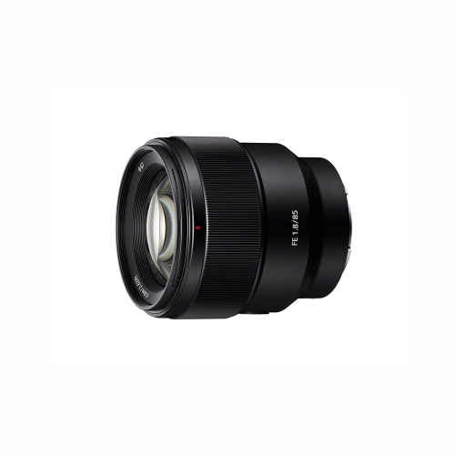 Sony 85mm f 1.8 Lens by Accord Equips