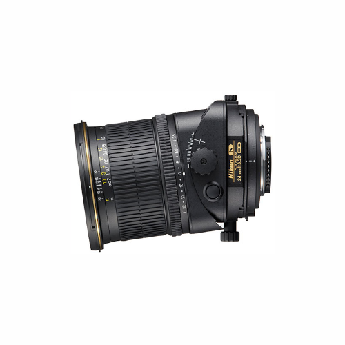 Nikon 24mm TILT SHIFT F3.5 by Accord Equips