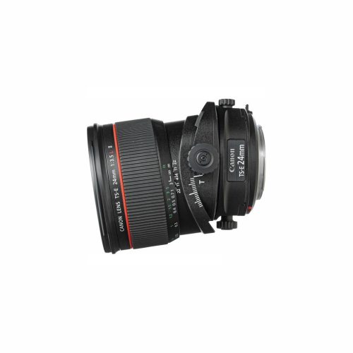 Canon 24mm TILT SHIFT F3.5 Lseries by Accord Equips