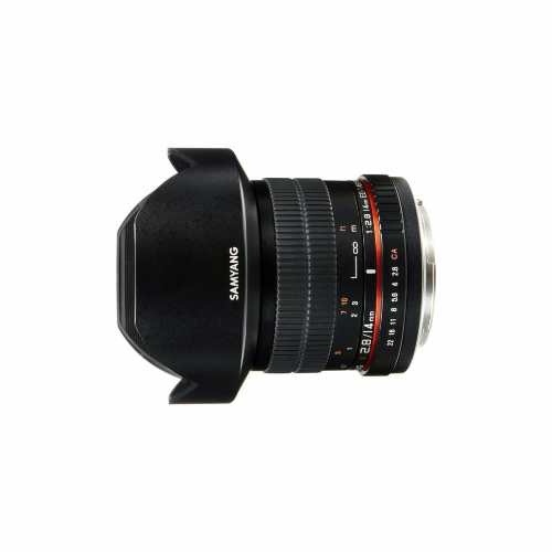 Samyang 14mm f 2.8 E mount Lens by Accord Equips