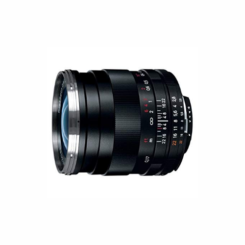 Zeiss 25mm F2.8 ZF2 Nikon Mount by Accord Equips