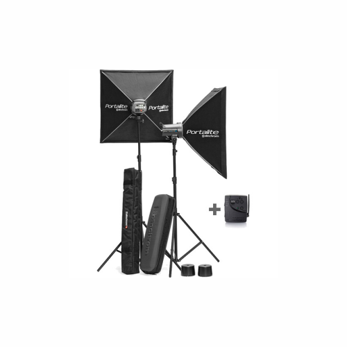 Elinchrom Frx 400 Studio Lighting Kit: Studio Lighting Equipment On Hire / Rent For Photographers