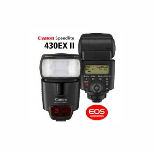 Flash-Canon 430EX II by Accord Equips