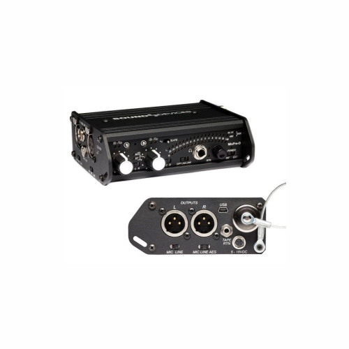 Audio mixer - Sound Devices 2 track portable by Accord Equips