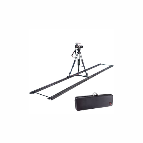 Varavon Portable 15 feet Track Dolly by Accord Equips