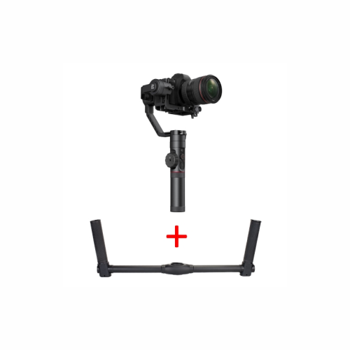 Zhiyun Crane 2 - 3 Axis gimbal with handle and Follow Focus by Accord Equips