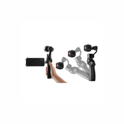 DJI Osmo Handheld 4K Camera with 3 ADJI Osmo Handheld 4K Camera 3 Axis Gimbal by Accord Equips