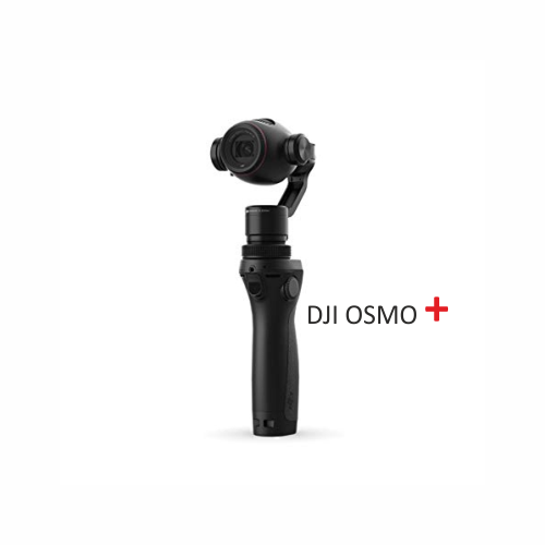 DJI Osmo + Handheld Gimbal with 4K Zoom Camera