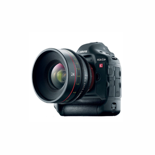 Canon 1DC by Accord Equips