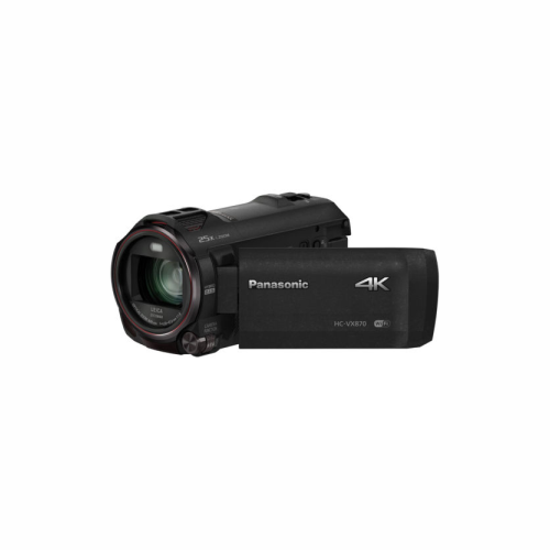 HD Handycam - 4K (Professional)