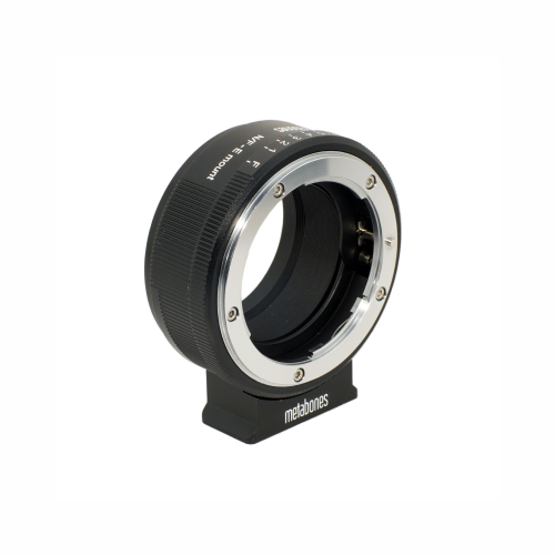 Lens Adapter - Metabones - E mount to Nikon mount