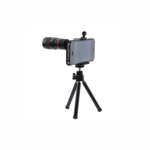 Lens & tripod for Smart phone