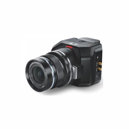 Blackmagic Micro Studio Camera 4K by Accord Equips