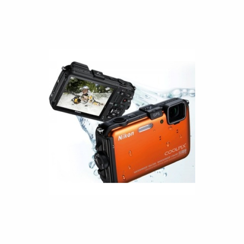 Nikon Coolpix Aw100 - underwater capable