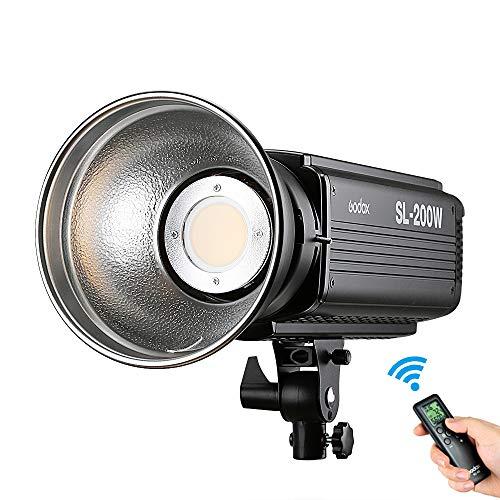Godox SL 200W LED Light Accord Equips
