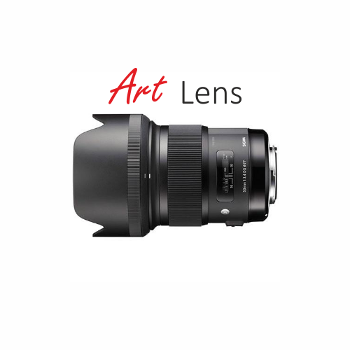 Sigma 50mm  Art Lens for Sony E Mount