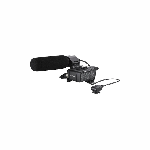 Sony XLR K1M Adapter Kit with Microphone