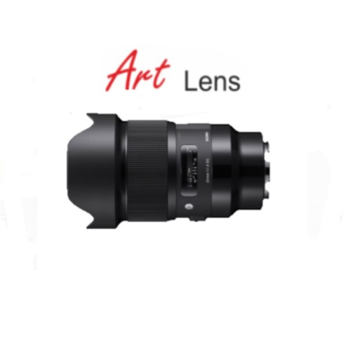 Sigma 20mm  Art Lens for Sony E Mount