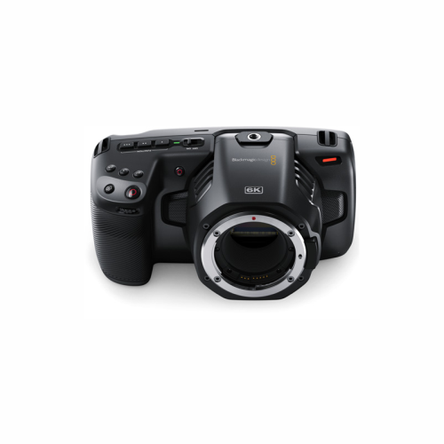 BlackMagic Pocket Studio camera 6K