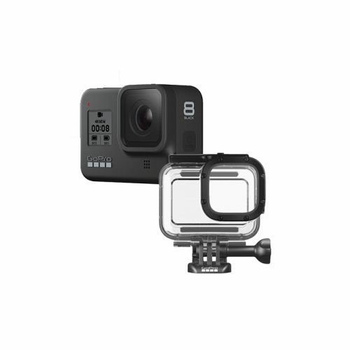 Gopro hero 8 black water case by Accord Equips