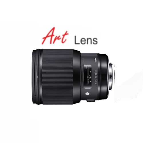 Sigma 85mm f/1.4 Art lens from Accord Equips